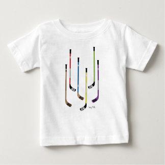 Hockey Sticks Infant Shirts