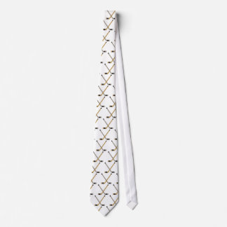 Hockey Sticks Tie