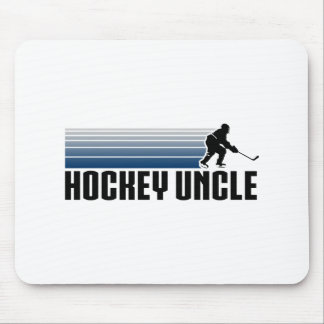 Hockey Uncle Mouse Pad
