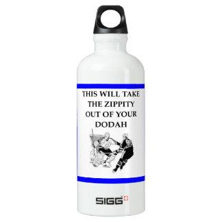 hockey water bottle