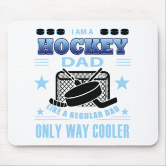 HOCKEYDAD MOUSE PAD