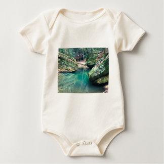 Hocking Hills Boulders Baby Bodysuit