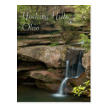 Hocking Hills Ohio Postcard