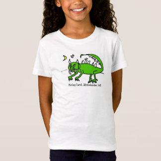 Hodag Land...Rhinelander WI T-Shirt