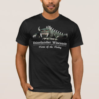 Hodag T  Made in America T-Shirt