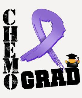 Hodgkin s Lymphoma Chemo Grad T-shirt