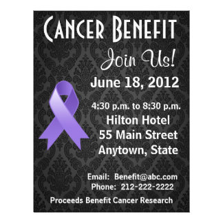 Hodgkins Lymphoma Personalized Benefit Flyer
