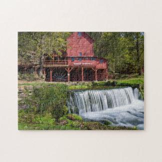 Hodgson Mill Landscape Jigsaw Puzzle