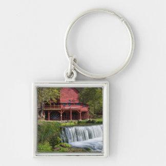 Hodgson Mill Landscape Keychain