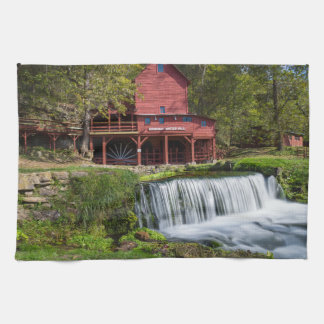 Hodgson Mill Landscape Kitchen Towel