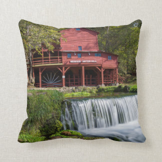 Hodgson Mill Landscape Throw Pillow
