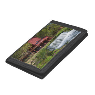 Hodgson Mill Landscape Trifold Wallet