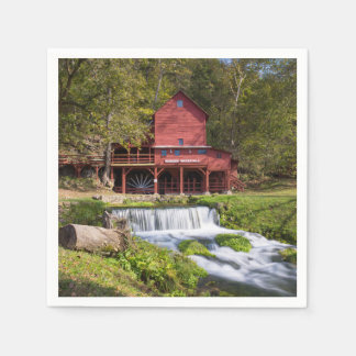 Hodgson Mill Portrait Disposable Napkins