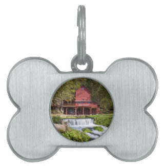 Hodgson Mill Portrait Pet Name Tag