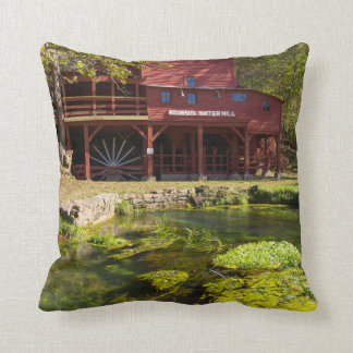 Hodgson Mill Throw Pillow