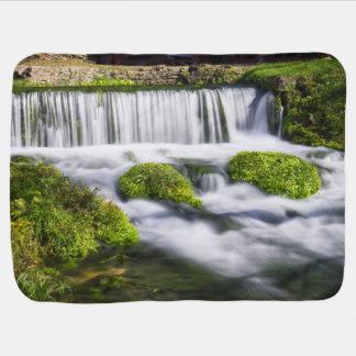 Hodgson Spring Falls Baby Blanket