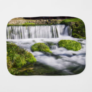 Hodgson Spring Falls Burp Cloth