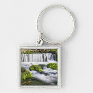 Hodgson Spring Falls Keychain
