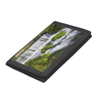 Hodgson Spring Falls Trifold Wallets