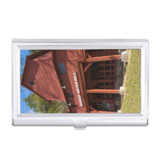 Hodgson Water Mill Business Card Holder