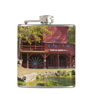 Hodgson Water Mill Hip Flask