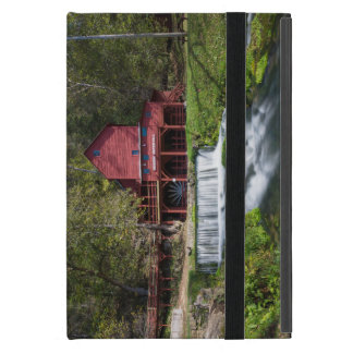 Hodgson Water Mill Landscape Cover For iPad Mini