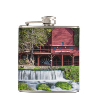 Hodgson Water Mill Landscape Flask