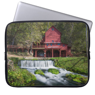 Hodgson Water Mill Landscape Laptop Computer Sleeve