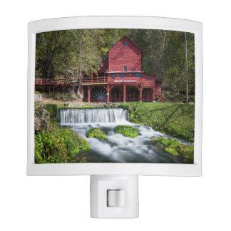 Hodgson Water Mill Landscape Nite Lights