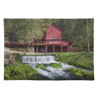 Hodgson Water Mill Landscape Placemat