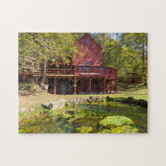 Hodgson Water Mill Puzzle