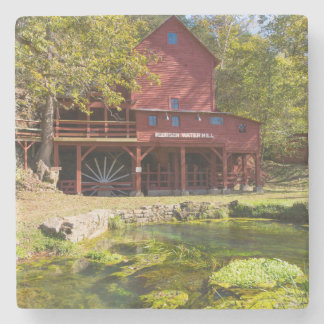 Hodgson Water Mill Stone Coaster