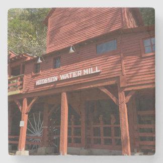 Hodgson Water Mill Stone Coaster