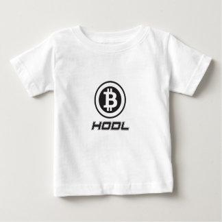 Hodl Bitcoin Funny Love Bitcoins Baby T-Shirt