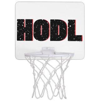 HODL MINI BASKETBALL HOOP