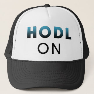 HODL ON Hat