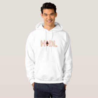 HODL onto Your Ethereum Hoodie
