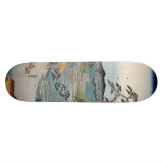 Hodogaya Custom Skate Board