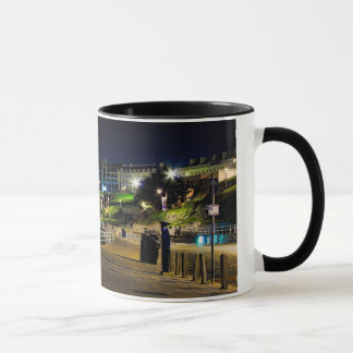 Hoe Seafront by Night, Plymouth Mug