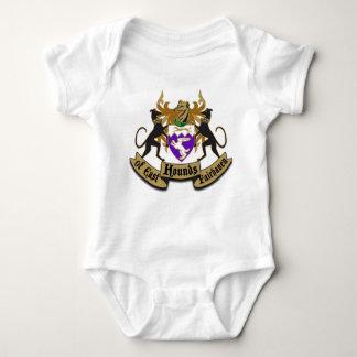 HOEF Heraldic Crest Baby T-Shirt