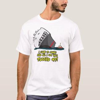 Hoegh Osaka t-shirt (yellow text)