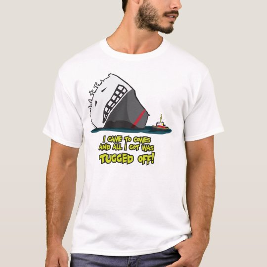 Hoegh Osaka t-shirt (yellow text)