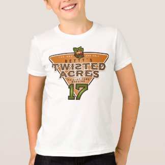 HOF17 Kids Ringer T-Shirt