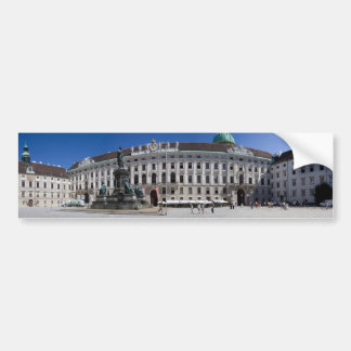 Hofburg Bumper Sticker