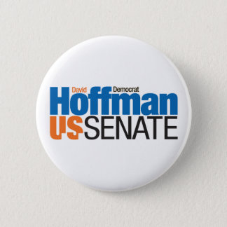 Hoffman for Illinois Button