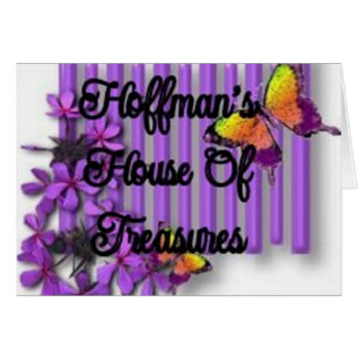 Hoffmans Candles Greeting Card