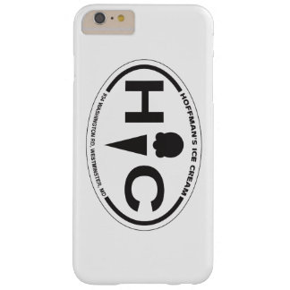 Hoffman's Oval Logo iPhone Case