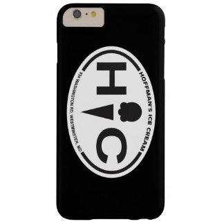 Hoffman's Oval Logo iPhone Case Black