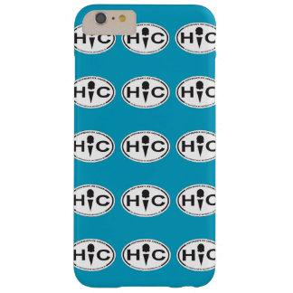 Hoffman's Oval Logo iPhone Case Blue