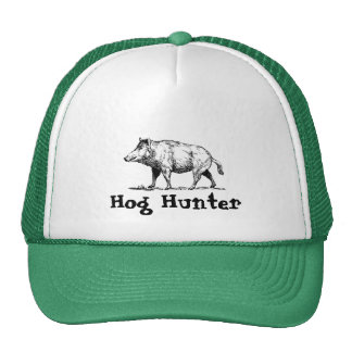 Hog Hunting Trucker Hat